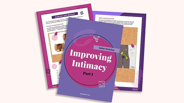 Almaz Ohene workshop - Improving Intimacy Part 1