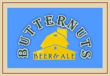 Butternuts beer logo