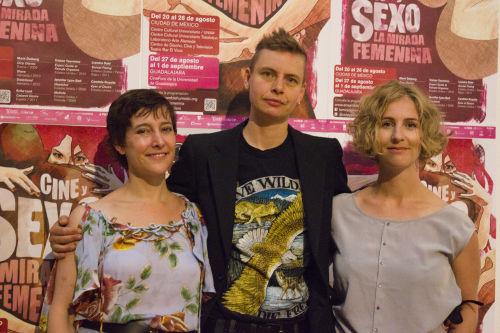"Film festival ""Cine Y Sexo: La Mirada Femenina"" with Jennifer Lyon Bell, Marit Ostberg, and Ingrid Ryberg"