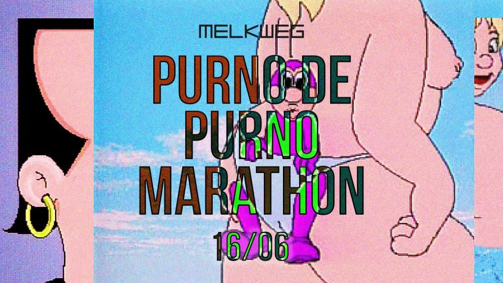 Purno de Purno Marathon at Melkweg in Amsterdam