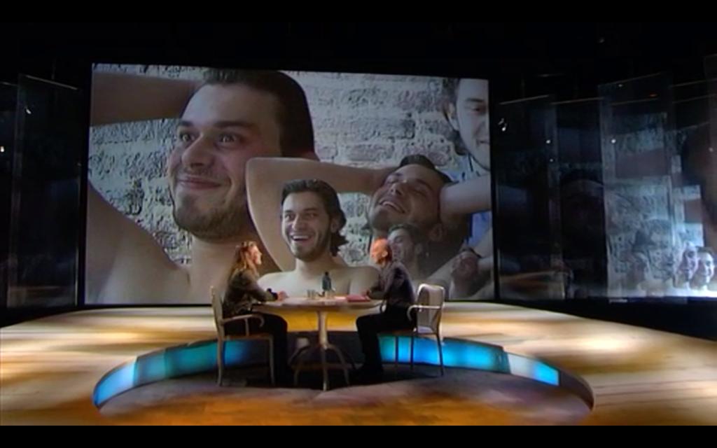 Jennifer Lyon Bell's film Headshot (Blue Artichoke Films) discussed on VPRO's show Zomergasten with Simone van Saarloos
